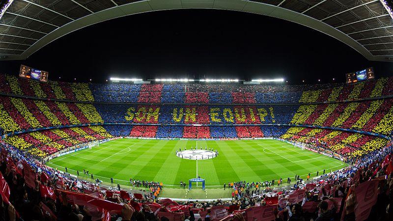 Permalink to: FC Barcelona – världens mest kända klubb
