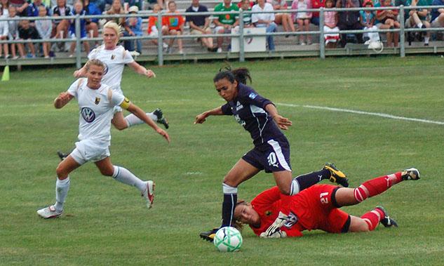 Permalink to: Marta – en av damfotbollens bästa spelare